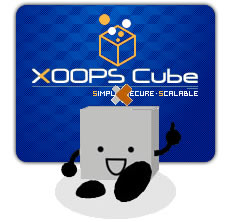 XOOPS Cubeロゴ